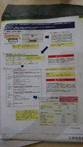 三井住友銀行の繰上返済マニュアル